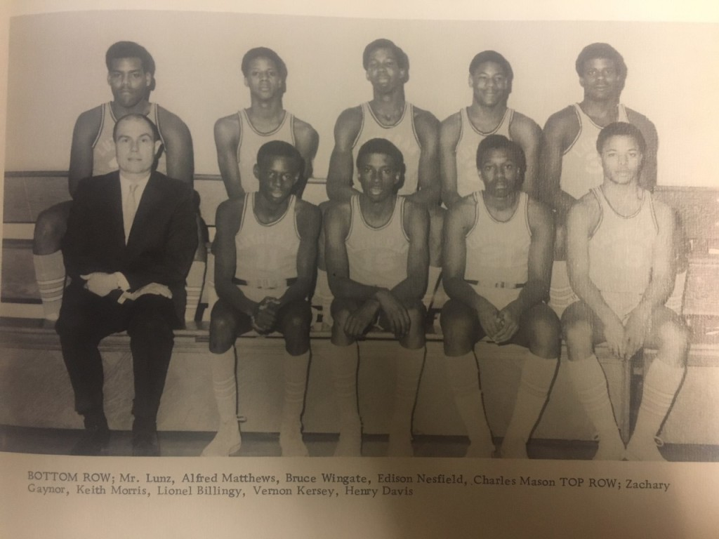 OSL Basketball 1969