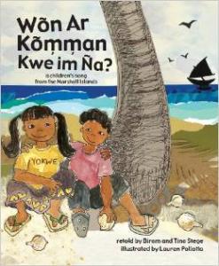 Marshall Islands Book